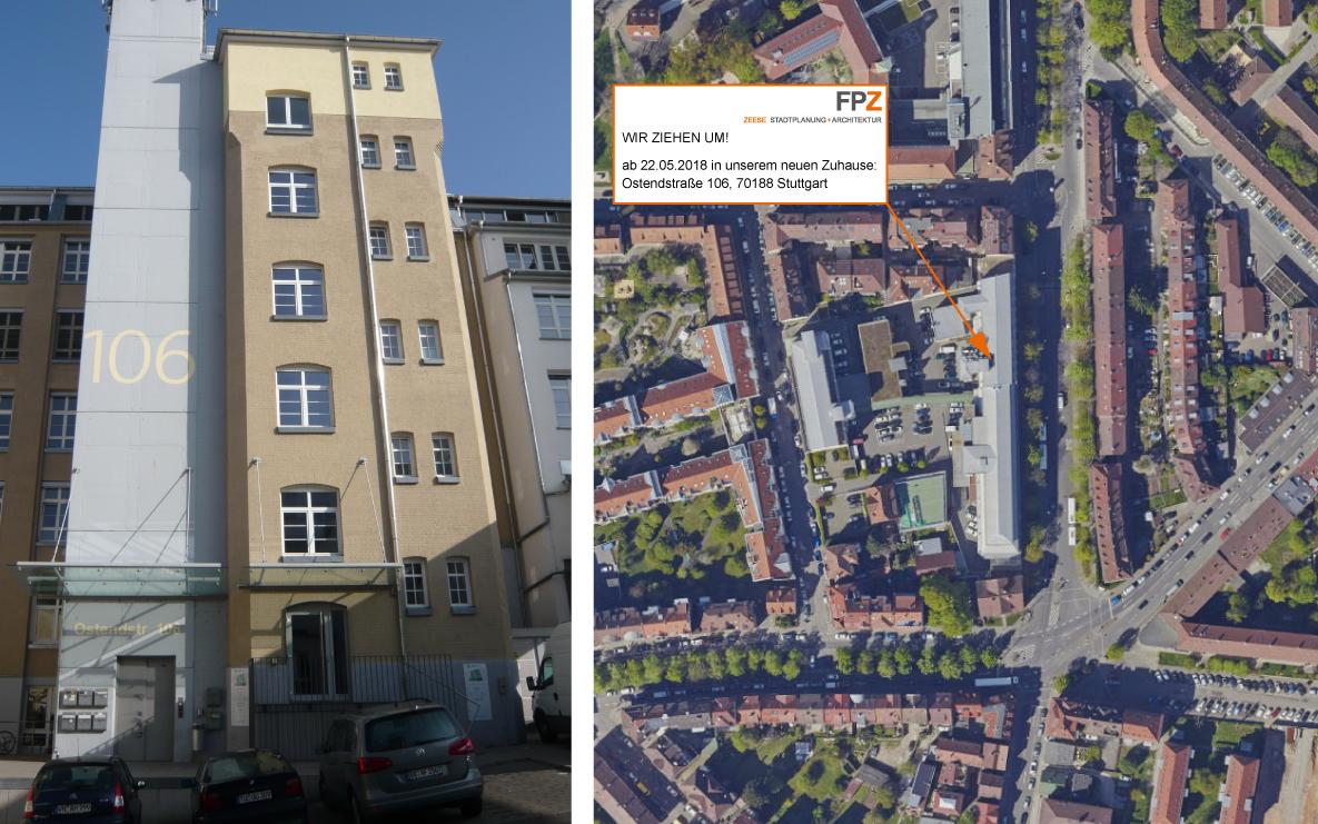 FPZ - Stadtplanung + Architektur - Start
